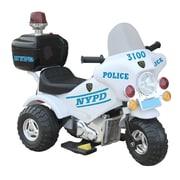 Giggo Toys ''NYPD Motorbike'' Battery Powered Motorcycle