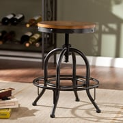 Wildon Home   Industrial Adjustable Stool