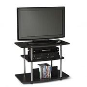 Home Loft Concepts Calvin TV Stand; Espresso
