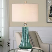 Uttermost Gosaldo 31.5'' H Table Lamp with Drum Shade