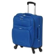 Mancini LiteFlite2 18.5'' Spinner Suitcase; Blue