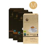 Gourmesso Coffee, Espresso Bundle - Medium, 180 Nespresso compatible capsules