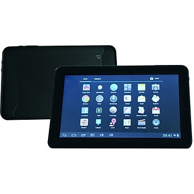 Worryfree Gadgets Zeepad 9RK-Q 9 Tablet, 8GB Flash, Android 4.4 KitKat, Black