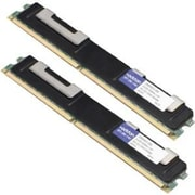 IBM 39M5815 Compatible Factory Original 4GB (2x2GB) DDR2-400MHz Registered ECC Single Rank 1.8V 240-pin CL3 RDIMM by AddOn