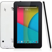 "Tablet Express Dragon Touch M7 7"" Tablet PC, 8GB, Android 4.4 KitKat, White/Black"