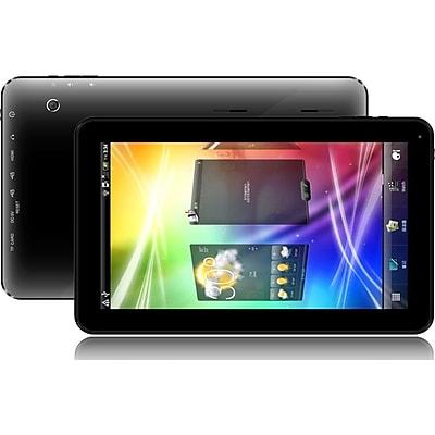 Worryfree Gadgets MYEPADS 10XR-Q 10 Tablet, 8GB Flash, Android 4.4 KitKat, Black