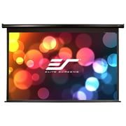Elite Screens® Spectrum Series ELECTRIC180V Electric Wall/Ceiling Projection Screen, 180""