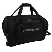 "Pacific Gear Gala 20"" Carry-On Rolling Duffel Bag, Black"