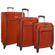 Traveler's Choice Merced Lightweight 3-Piece Spinner Luggage Set