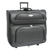 Travel Select Amsterdam Business Rolling Garment Bag, Grey
