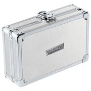 Vaultz® - Locking Pencil Box, Silver (VZ00083)
