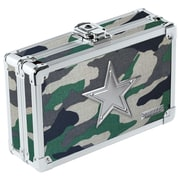 Vaultz® - Locking Pencil Box, Jungle Camo w/ Silver Star (VZ00142)