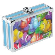 Vaultz® - Locking 3D Lenticular Pencil Box, Clownfish (VZ00290)