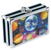 Vaultz® - Locking 3D Lenticular Pencil Box, Planet (VZ00293)