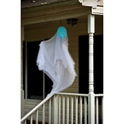 Evergreen Flag & Garden Hanging Ghost Decoration Halloween Decoration