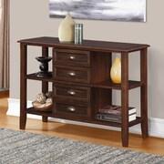 Simpli Home Burlington Console Table