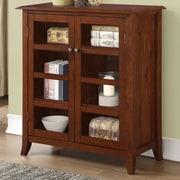 Simpli Home Devon Medium Storage Cabinet