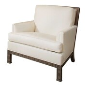 Global Views Dickinson Leather Chair