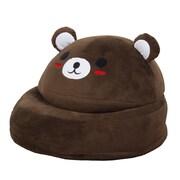NewPlans Corporation Critter Cushion Bear Kids Chair