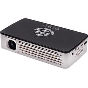 AAXA Technologies P700 WXGA DLP LED Pico Projector, Black/White IM11Y0516