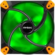 Antec TrueQuiet Fan, Green (TRUE QUIET 120 GREEN)