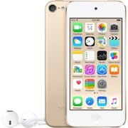 Apple iPod Touch 6G MKHC2LL/A 64GB Flash Portable Media Player, Gold