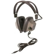 Califone Explorer  EH-3S Over-the-Head Wired Stereo Headphone, Light Gray/Beige