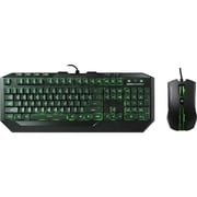 Cooler Master Devastator (SGB-3012-KKMF1-US) USB 2.0 Wired Optical Gaming Keyboard and Mouse Combo, Black