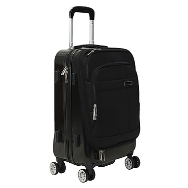 Air CanadaMD – Bagage de cabine hybride de 21,5 po, noir