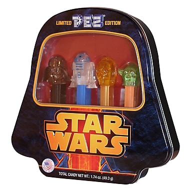 Pez® Star Wars Darth Vader Limited Edition Collector's Gift Tin