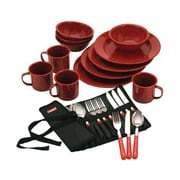 Coleman 24-Piece Dinnerware Set