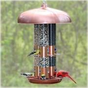 Perky Pet Triple Tube Bird Feeder