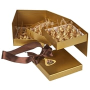 HERSHEYS KISSES Deluxe Gift Box, 75 Piece, 1 Each