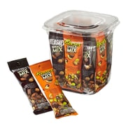 Hersheys Snack Mix Assortment Canister, 21 Tubes per Canister, 1 Each