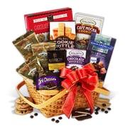 Gourmet Gift Basket Coffee & Chocolates Gift Basket Classic 4LB