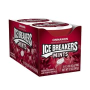 Ice Breakers Cinnamon Tins 8 Count, 1 Each