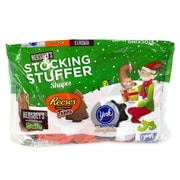 Hershey's Holiday Shapes Hershey's Chocolate Assortment, 23.1-Ounce 3/Pack