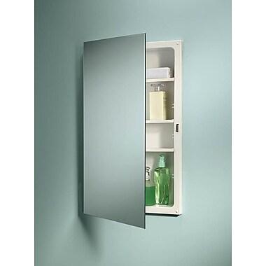 Jensen Focus 16'' x 26'' Recessed Medicine Cabinet