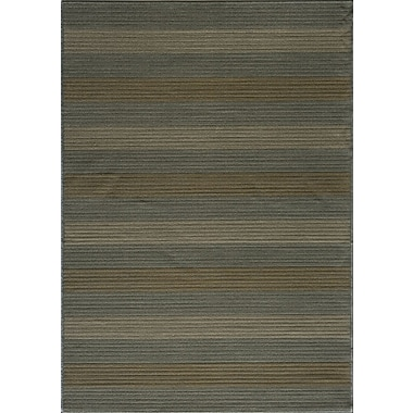 Momeni Dream Blue Area Rug; 5'3'' x 7'6''