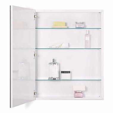 Jensen 24'' x 30'' Recessed Beveled Edge Medicine Cabinet