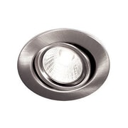 Bazz 3.75'' Recessed Kit; Brushed Chrome