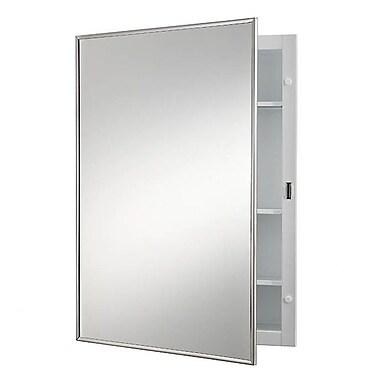 Jensen Styleline Classic 16'' x 22'' Recessed Medicine Cabinet