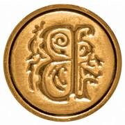 Manuscript Initial Ceramic Mini Wax Seal; B