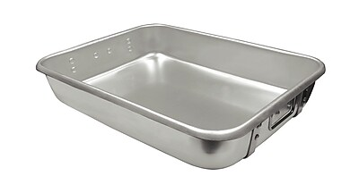 Update International 24'' Aluminum Strapped Roasting Pan WYF078278108483