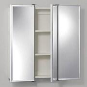 Jensen Ashland 36'' x 28'' Surface Mount Beveled Edge Medicine Cabinet