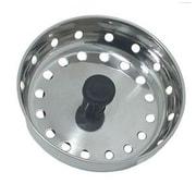 Update International 3.13'' Stainless Steel Sink Drain