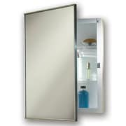 Jensen Styleline 16'' x 22'' Surface Mount Medicine Cabinet