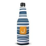 Dabney Lee Block Island Single Initial Bottle Koozie; J