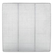Update International Stainless Steel Donut Screen; 23'' x 23''