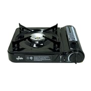 Update International 9560 BTU Portable Cooker with Black Carrying Case